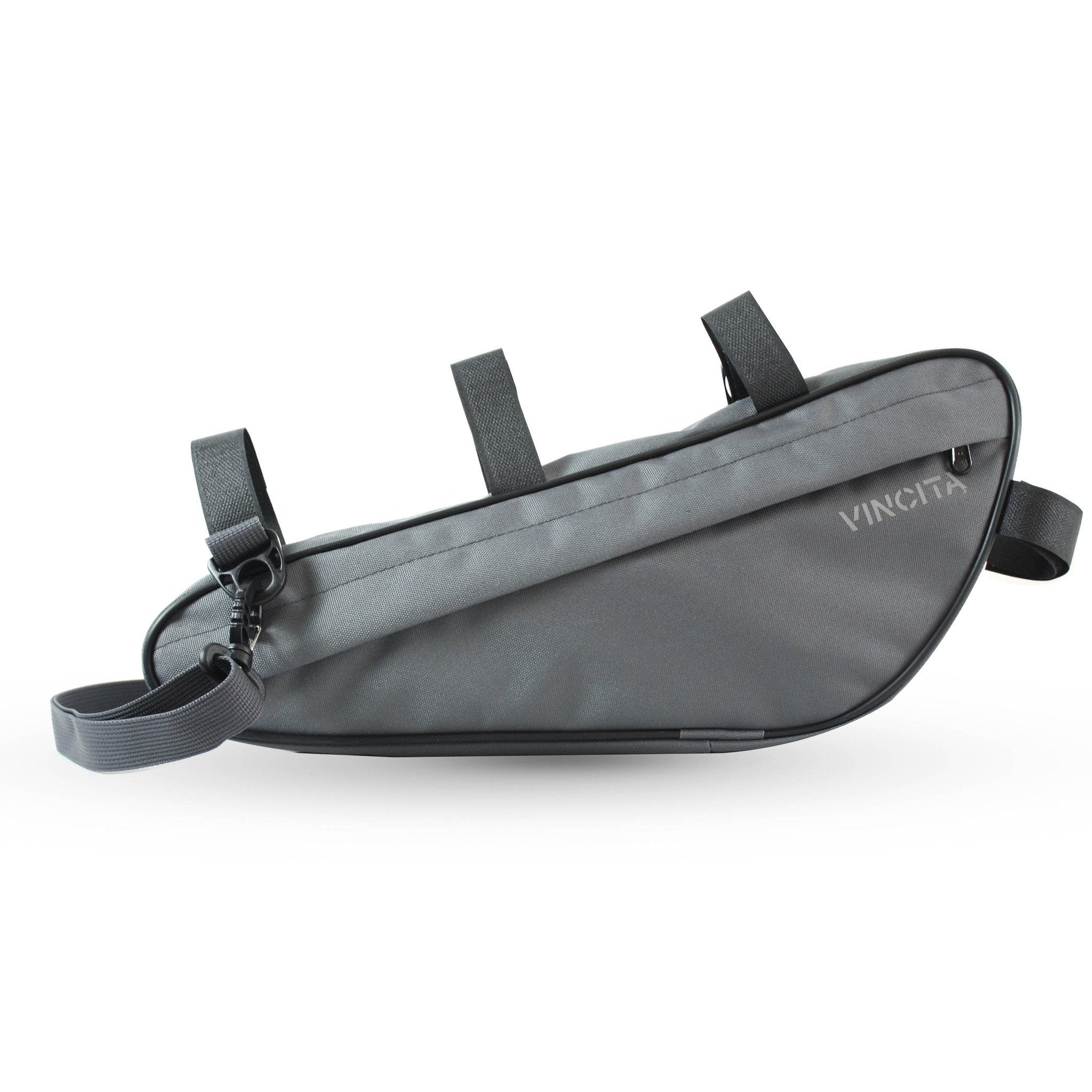 Vincita Co., Ltd. bicycle bag gray / th B024L
