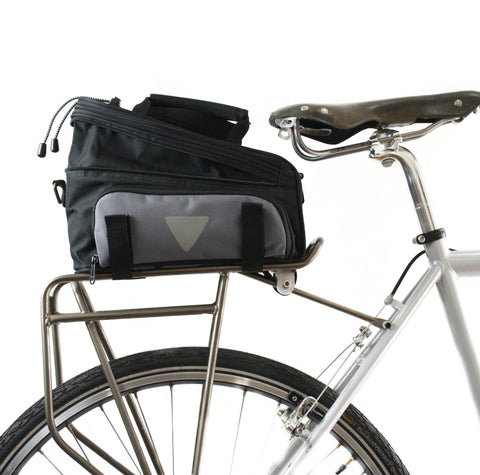 vincitabikebag bicycle bag Gray / th B182 Rackbag Piccolo