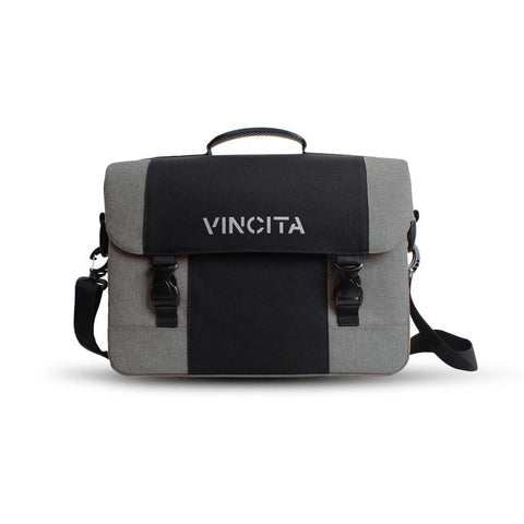 Vincita Co., Ltd. bicycle bag Gray / th B205U Brad Messenger/Pannier Bag