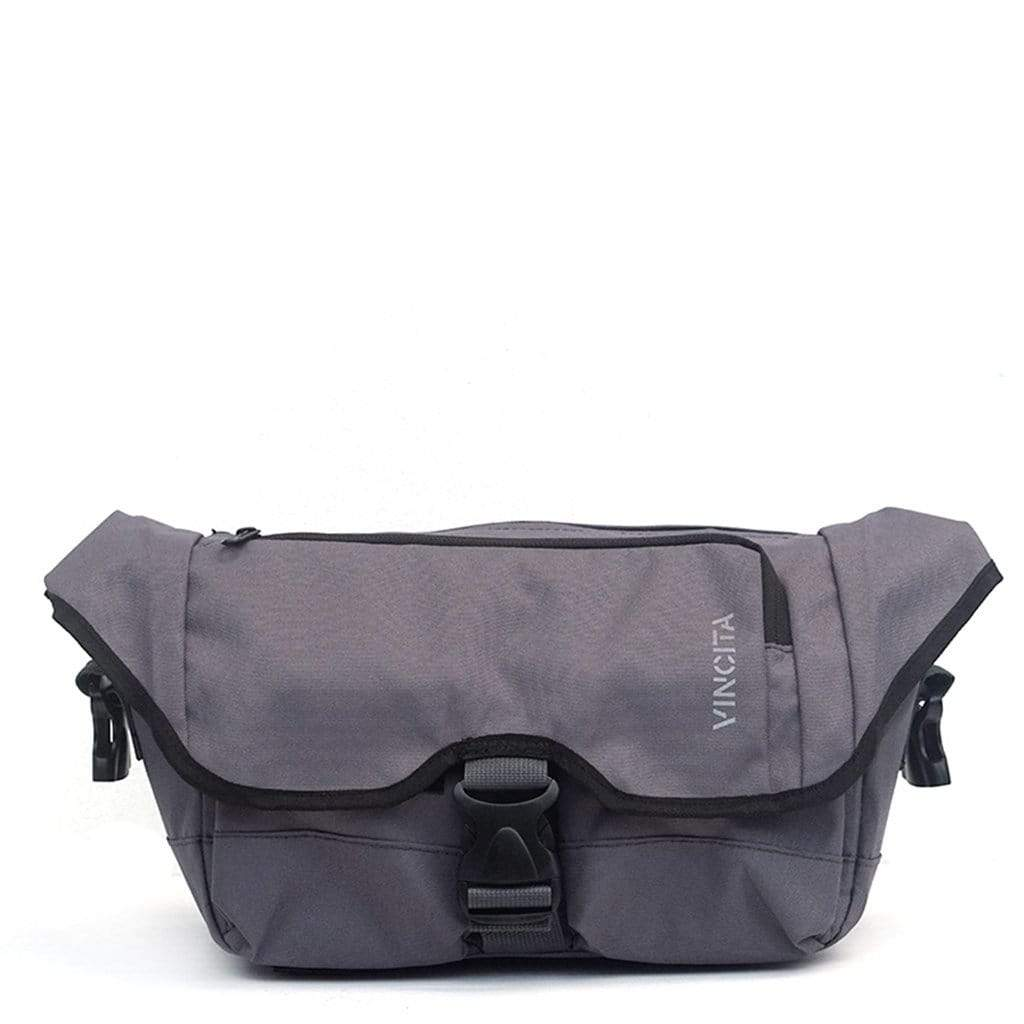 Vincita Co., Ltd. bicycle bag Gray / th Baby Birch Brompton Front bag