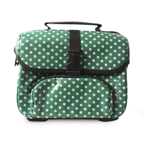 Vincita Co., Ltd. bicycle bag Green Polka Dot / th B017D-K Mini Front Bag for Brompton with KlickFix Adapter