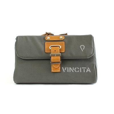 Vincita Co., Ltd. bicycle bag Grey B153T-S Tempo Saddle Bag Small