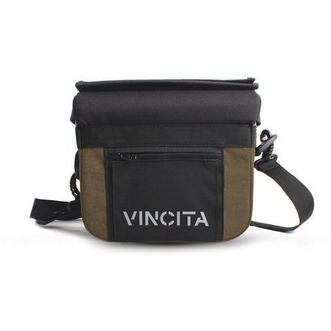 Vincita Co., Ltd. bicycle bag Light Brown / th B012U John Handlebar Bag