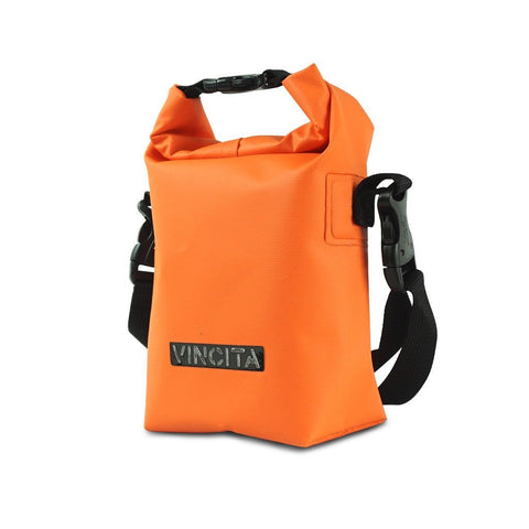 Vincita Co., Ltd. bicycle bag orange / th B038WP-S Small Waterproof Bag