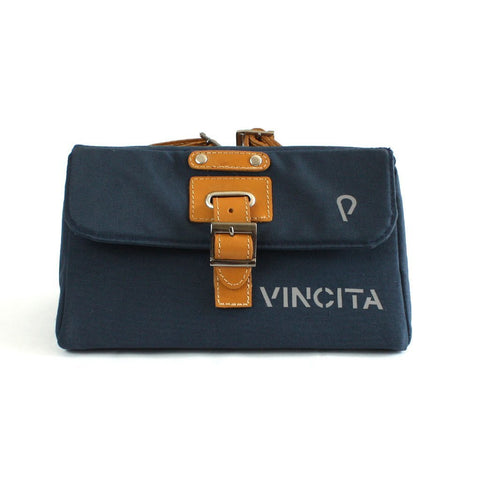 Vincita Co., Ltd. bicycle bag Purple B153T-S Tempo Saddle Bag Small
