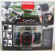 Vincita Co., Ltd. Accessories QR010 KLICKfix CamOn! Quick Release Bicycle Mount for GoPro