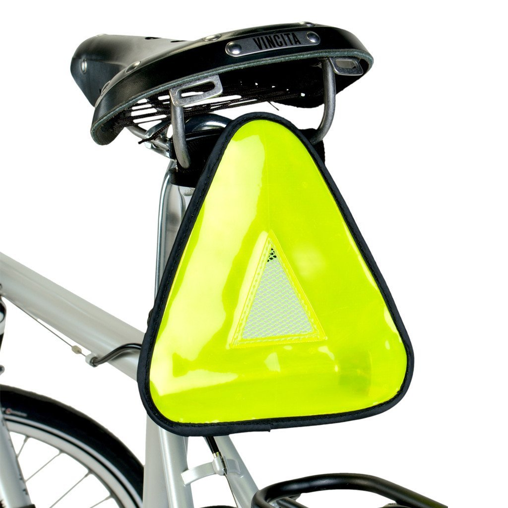 vincitabikebag Accessories R08 Reflective Triangle with Led