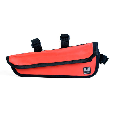 Vincita Co., Ltd. Accessories Red / th B023WP Waterproof Frame Bag