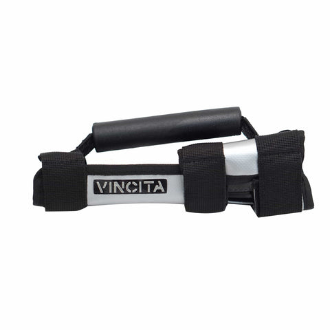 Vincita Co., Ltd. SILVER Hand grip for brompton