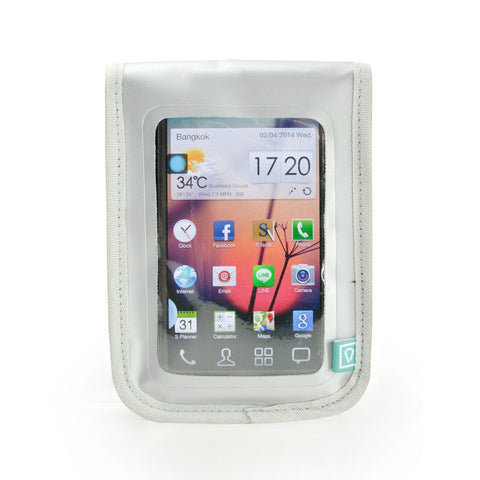 Vincita Co., Ltd. Accessories Silver / th B019SP Water Resistant Samsung Phone Holder