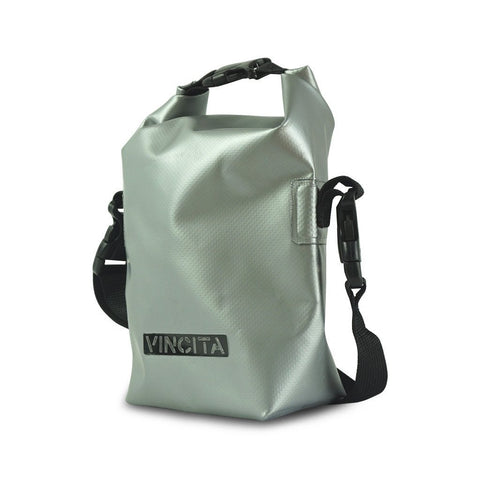Vincita Co., Ltd. bicycle bag sliver / th B038WP-S Small Waterproof Bag