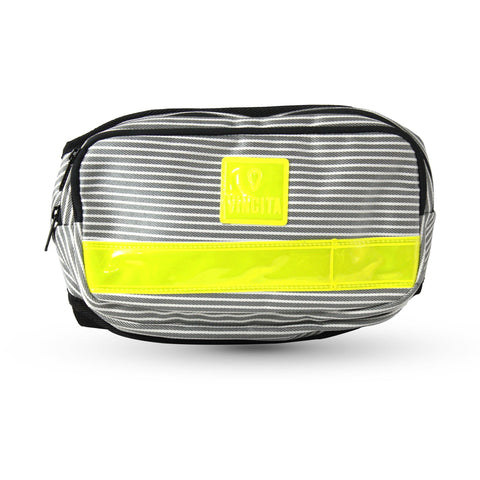 Vincita Co., Ltd. bicycle bag Stripes / th B208M Waist Bag