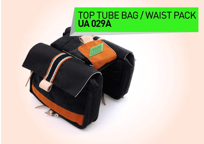 vincitabikebag bicycle bag UA029A Top Tube Bag
