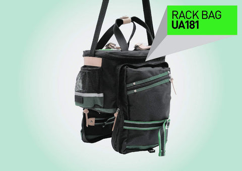 Single Backpack Pannier