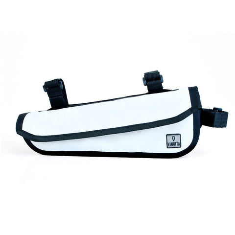 Vincita Co., Ltd. Accessories White / th B023WP Waterproof Frame Bag