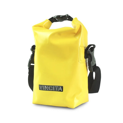 Vincita Co., Ltd. bicycle bag yellow / th B038WP-S Small Waterproof Bag