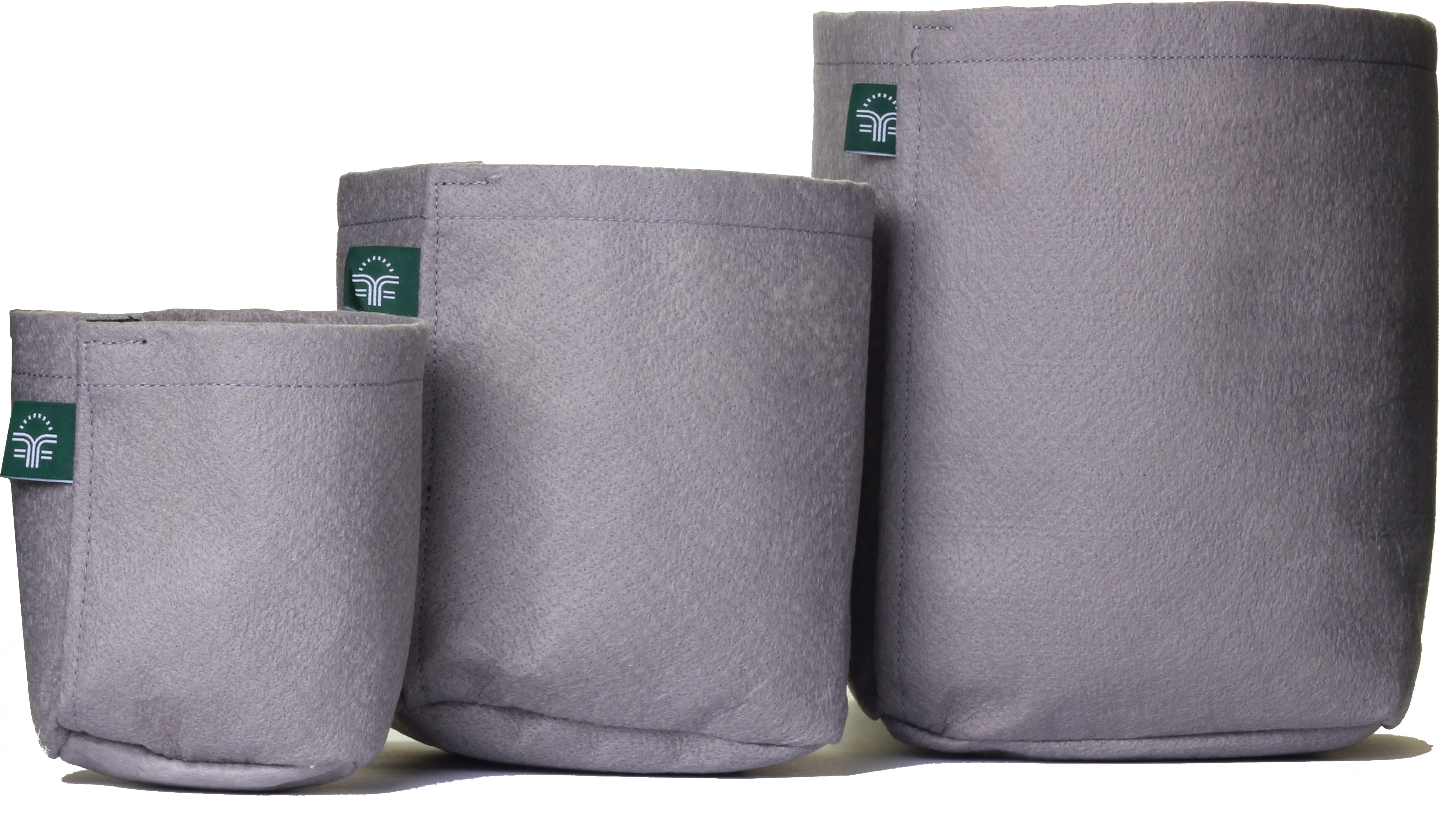 fabric Growing pots with Velcro