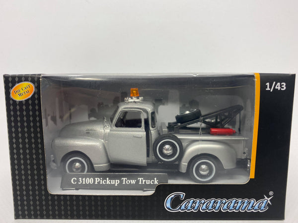 Chevrolet 3100 Recovery Truck . Oxford . 1/43 Scale. Boxed .