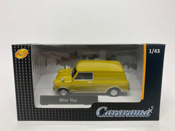 Mini Van . Oxford . 1/43 Scale. Boxed .