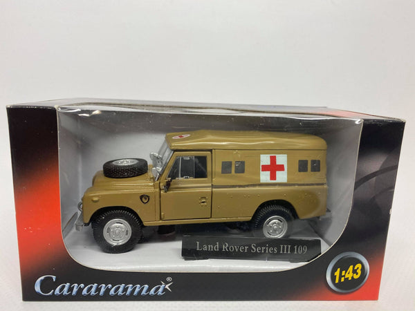 Landrover Series 3 109 . Oxford . 1/43 Scale. Boxed .