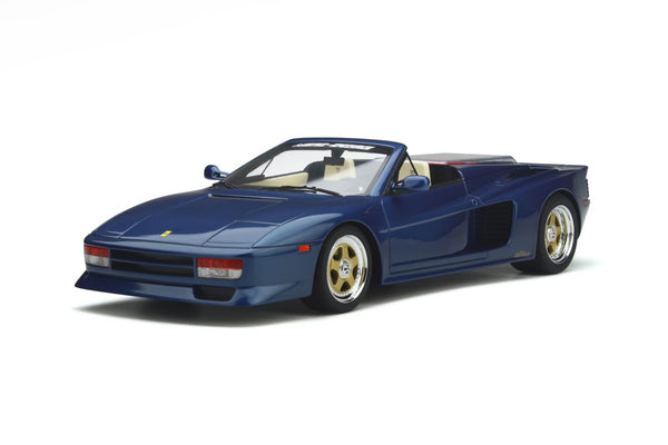 Coming Soon. Ferrari Koenig Spider . 1/18 Scale. GT Spirit . (GT329) Due May 2021.