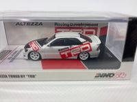Toyota IS200 . TRD RS200. Inno64 . 1/64 Scale. Boxed .