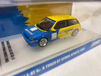 Honda Civic . SPOON . Inno64 . 1/64 Scale. Boxed