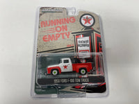 Ford F100 Tow Truck. Texaco . Greenlight . 1/64 Scale.