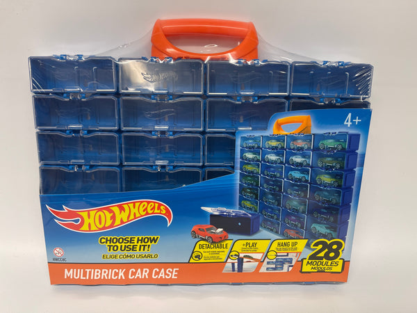 1/64 Hotwheels Module X28 . Hotwheels Storage Box , Wall Mountable And Connectable.