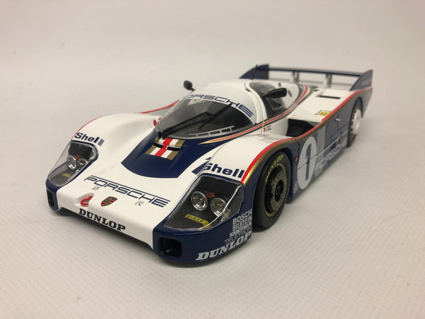 Porsche 956 Le Mans . Solido . 1/18 Scale. New & Boxed .