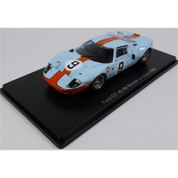 Ford Gt40. Gulf Livery  . 1/43 Scale. Boxed .