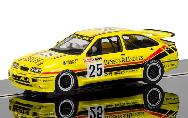 Ford Sierra Cosworth RS500 . Benson & Hedges. Bathurst . 1/32 Scalextric. New & Boxed . (C3868)
