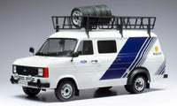 Coming Soon . Ford Transit Mk2 . Team Ford . IXO 1/18 Scale.