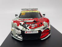 Audi R8 LMS . Red Camo . Tarmac By Ignition . 1/18 Scale. Boxed