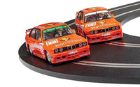 Jagermeister Set . BMW E30 M3 . 1/32 Scalextric. New & Boxed . (C4110A)