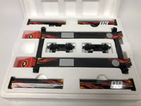 1/18 Four Post Ramp Adjustable Lift . Gone In 60 Seconds .  Greenlight . New And Boxed .