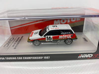 Honda Civic . MOTUL . Inno64 . 1/64 Scale. Boxed