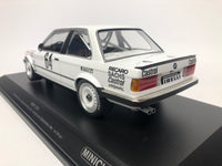 BMW E30 325i Race Car. Minichamps 1/18 Scale. Boxed .