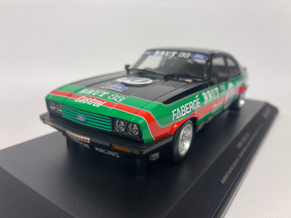Ford Capri Mk3 . Brut . Minichamps . 1/18 Scale . Boxed .