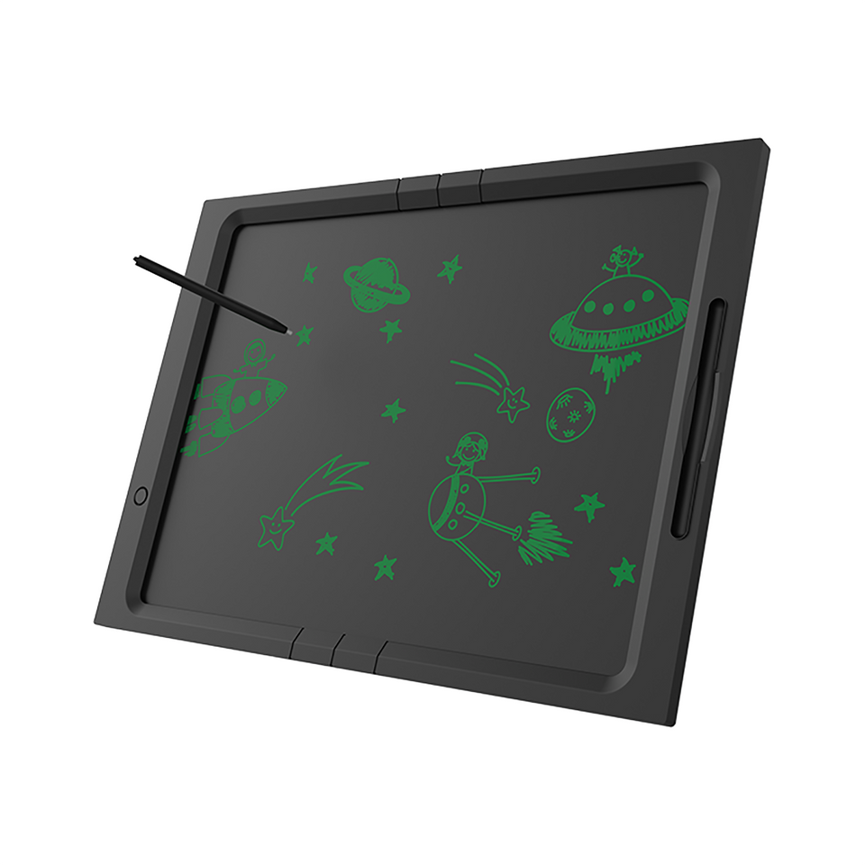 "myFirst Sketch Board 21"" - With Dual Display (LCD Sketch Board + Whiteboard)"