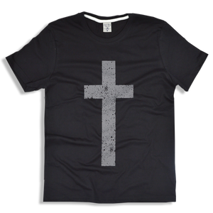 "T-Shirt Cotton ""Cross"""