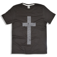 "Load image into Gallery viewer, T-Shirt Cotton ""Cross"""