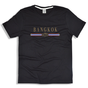 T-Shirt Cotton ''BANGKOK 2018""