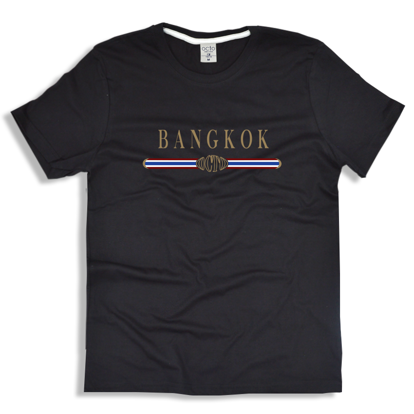 T-Shirt Cotton ''BANGKOK 2018
