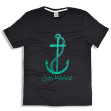 "Load image into Gallery viewer, T-Shirt Cotton ""Octo marine"""