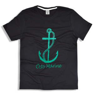 "T-Shirt Cotton ""Octo marine"""
