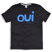 "Load image into Gallery viewer, T-Shirt Cotton ""Oui"""