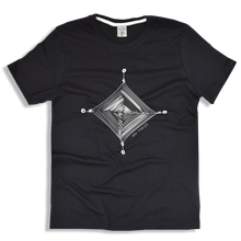 "Load image into Gallery viewer, T-Shirt Cotton ""Cobweb"""