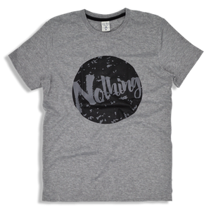 "T-Shirt Cotton ""Nothing"""