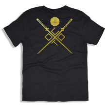 "Load image into Gallery viewer, T-Shirt Cotton ""Samurai 2"""
